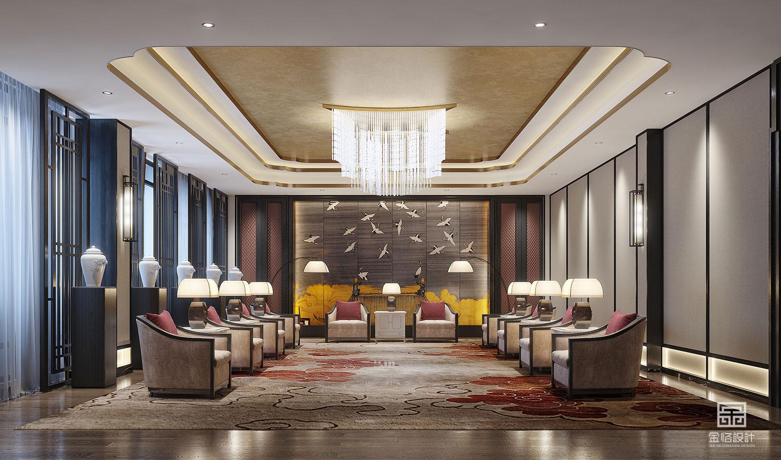 上海办公室装修,酒店装修,会所装修,餐饮装修,商业空间装修,金恪建筑